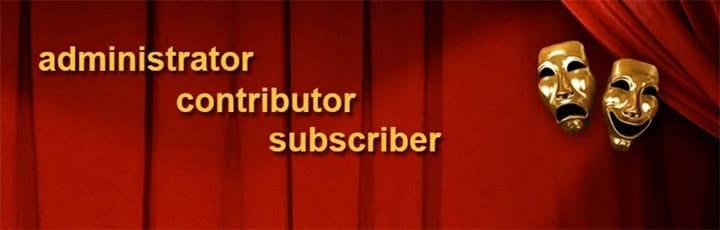 user roler editor