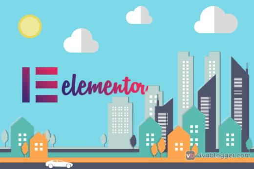 vivablogger elementor page builder