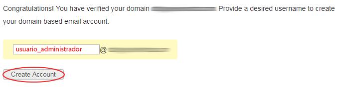 confirmar usuario administrador en zoho mail